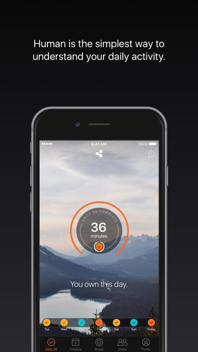 Human - Activity Trackerのおすすめ画像1