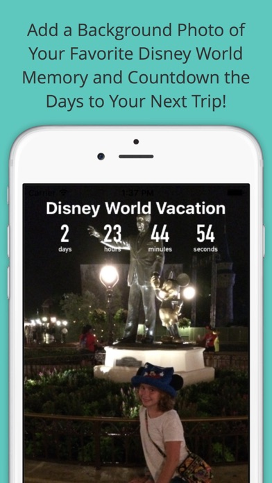 Screenshot #1 for My Disney World Journey from DPart
