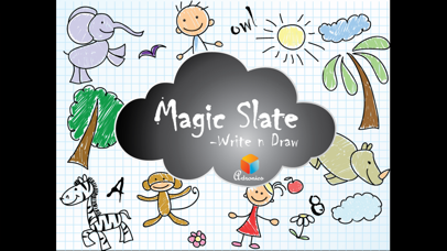 Magic Slate - Write and Draw for iPhone