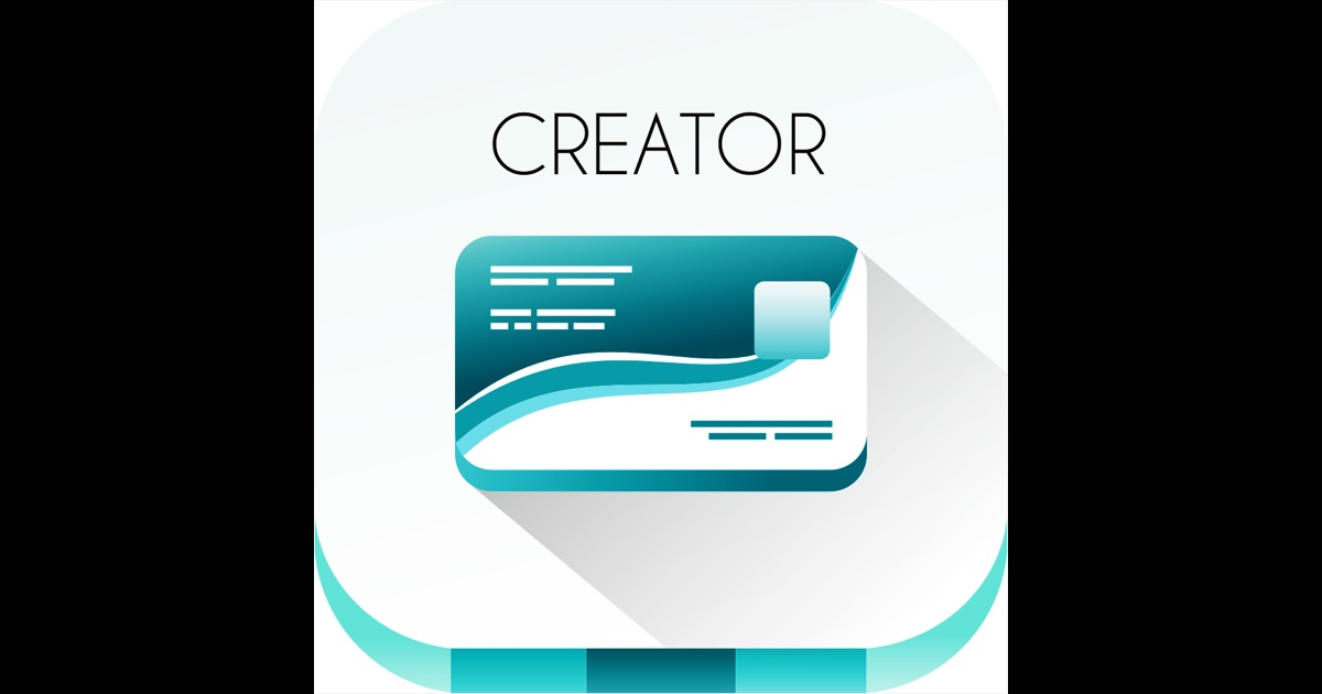 Business Card Creator PRO on the App Store