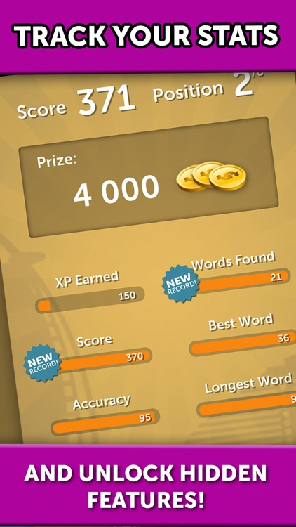 Word Warriors - Realtime Online Word Battles for 2 Players screenshot-4