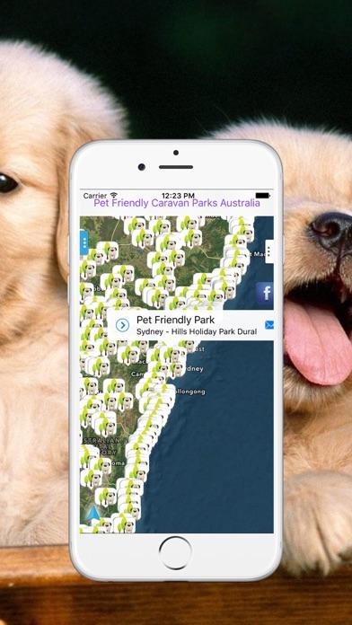 Pet Friendly Caravan Parks Australia | App Price Drops