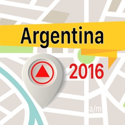 Argentina Offline Map Navigator and Guide