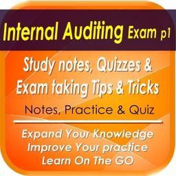 Internal Audit Exam Part1: 300 Study Notes, Quiz & Exam Tips & Tricks