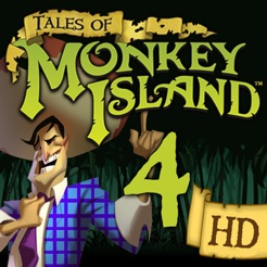 Monkey Island Tales 4 HD