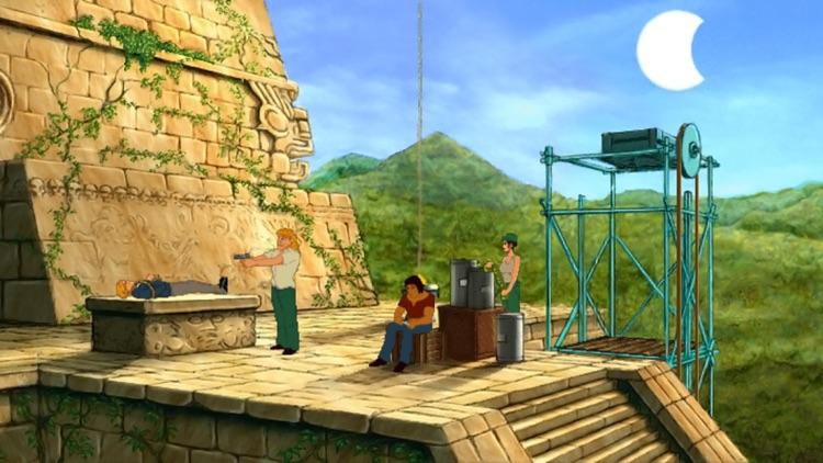 Broken Sword 2 – La Profezia dei Maya: Rimasterizzato