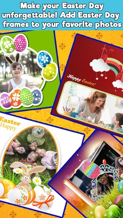 Happy Easter Frames Photo Editor screenshot-3