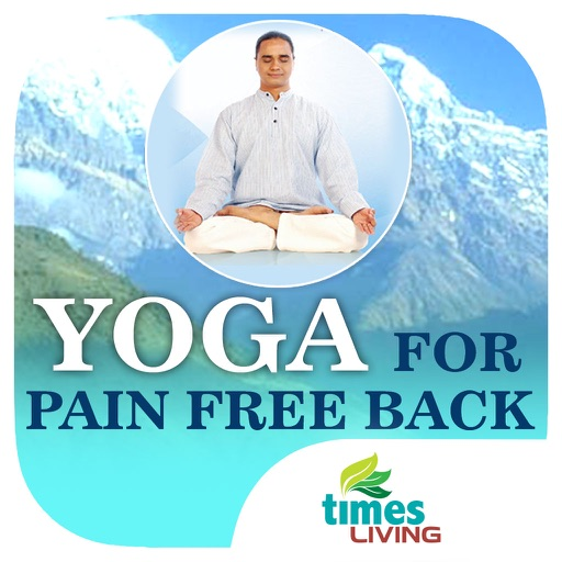 Yoga For A Pain Free Back iOS App