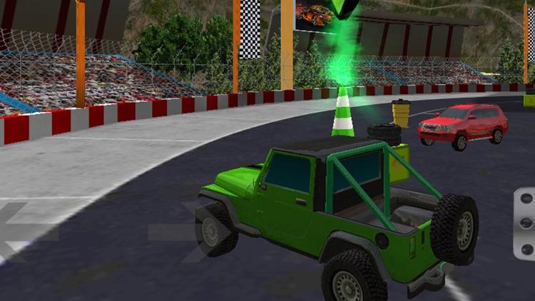 Car Driving Simulator 3D. Top Extreme Gear Racing screenshot-3