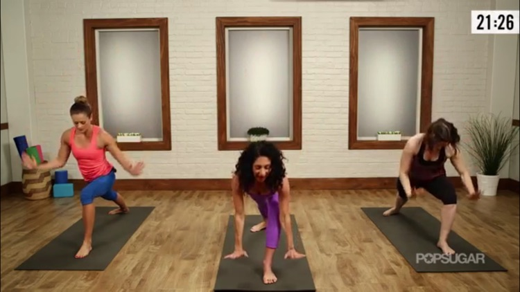 Yoga Full Body Fitness screenshot-4