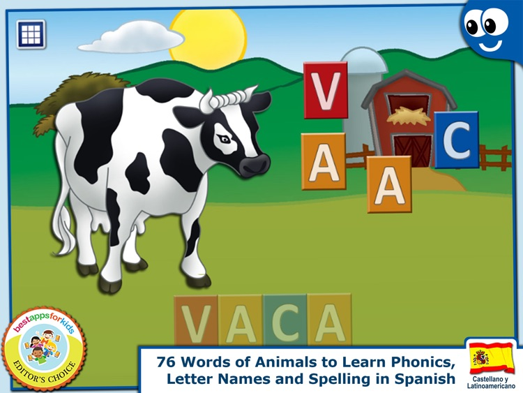 Spanish Words and Puzzles Pro
