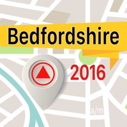 Bedfordshire Offline Map Navigator and Guide