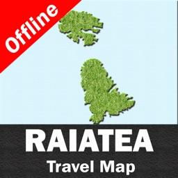 RAIATEA – GPS Travel Map Offline Navigator