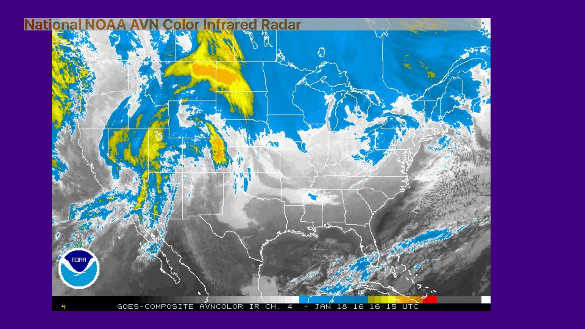 US NOAA Radars 3D Pro screenshot 19