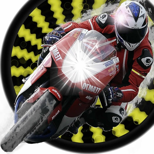 Moto X Super Charger - Speed Night Bike Racing