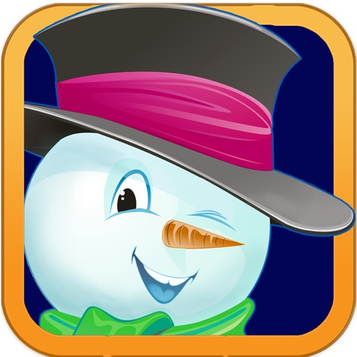 Frozen Snowmen Racer - Winter Fall Free Edition