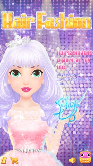 Dress up hair fashion 44