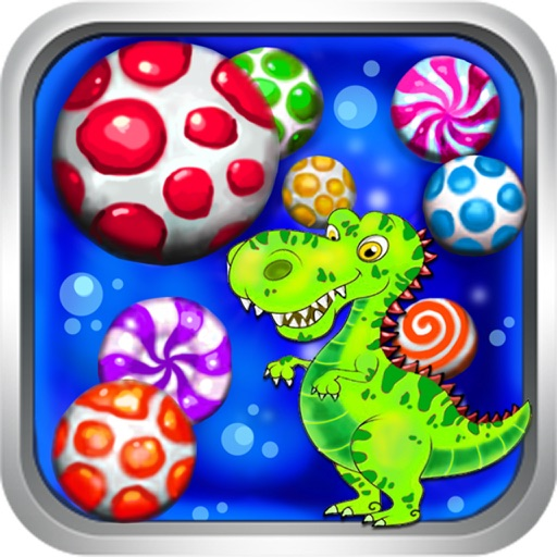 Dinosaur Egg Bubble Shooter
