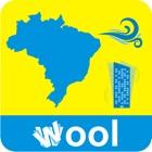 wool:BRASIL (Norma de vento NBR 6123) icon