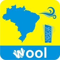 wool:BRAZIL (Wind Code NBR 6123)