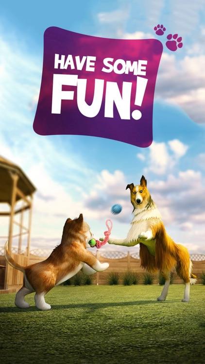 Dog Simulator 2015 screenshot-4