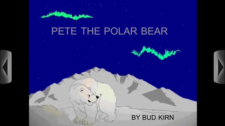 Pete The Polar Bear