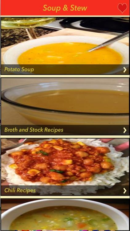2000+ Soup&Stew Recipes screenshot-3