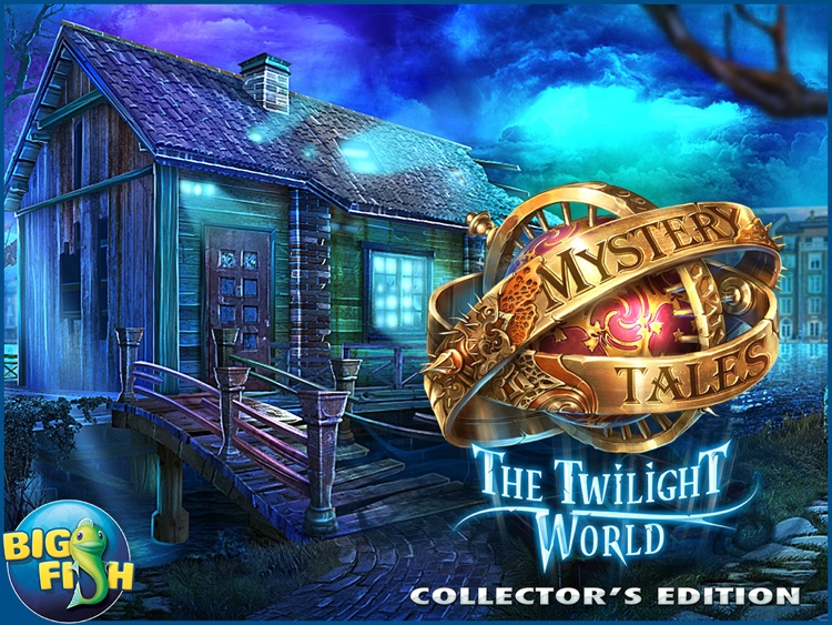 Mystery Tales: The Twilight World HD - A Hidden Object Adventure (Full) screenshot-4