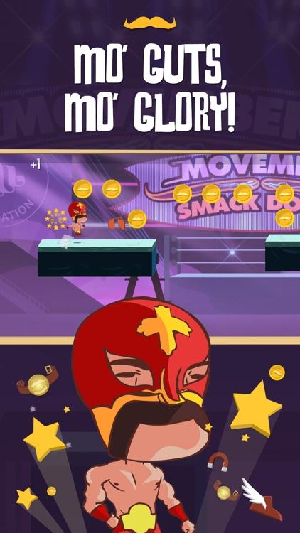 Run Mo Run! - A Movember Game screenshot-3