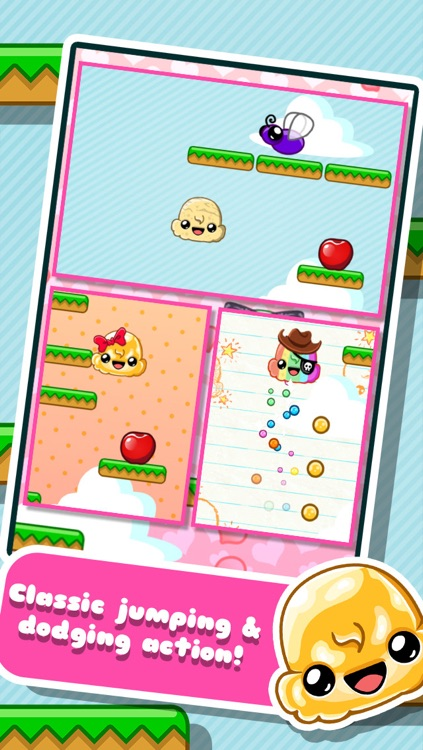Ice Cream Jump screenshot-1