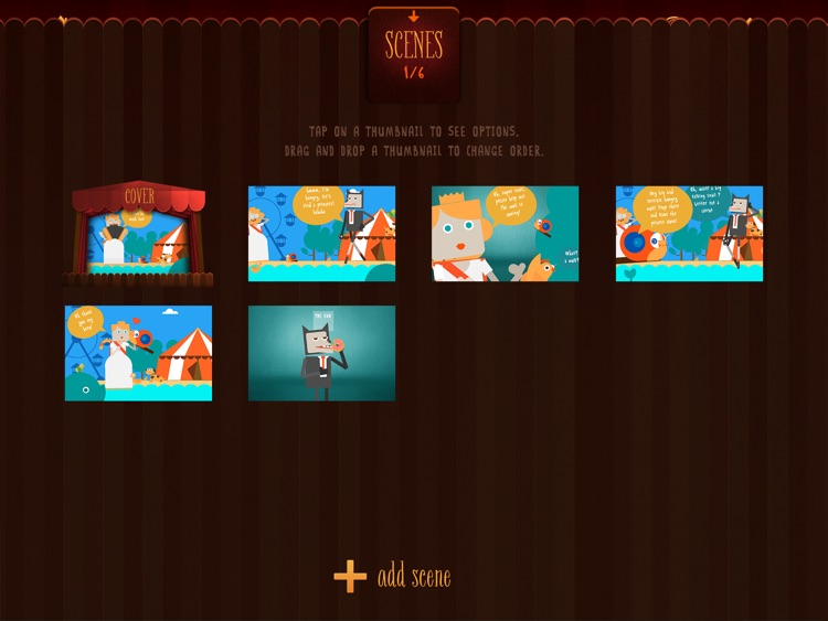 My Epic Stories - Create your own stories screenshot-4