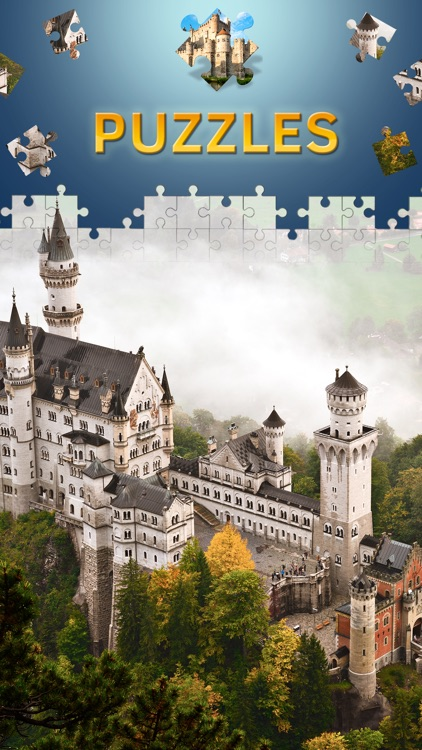 Castles Jigsaw Puzzles 2017