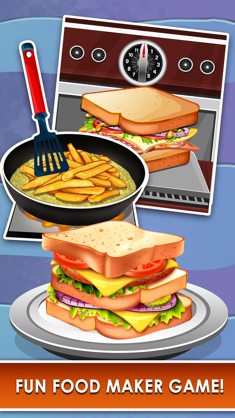 Lunch Food Maker Salon – fun food making & cooking games for kids! Cheat Codes