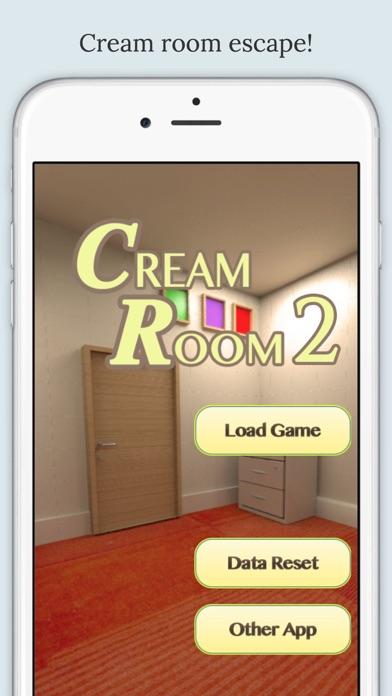 脱出ゲーム Creamroom2紹介画像1