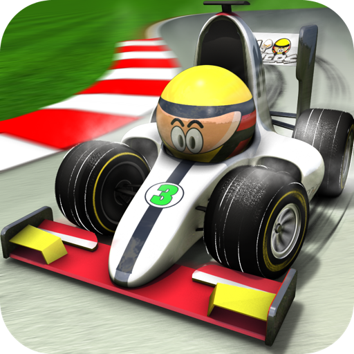 MiniDrivers: The game of mini racing cars