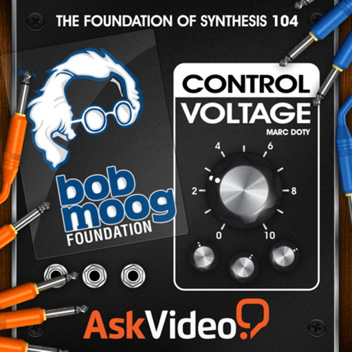 Control Voltage - Foundation Of Synthesis
