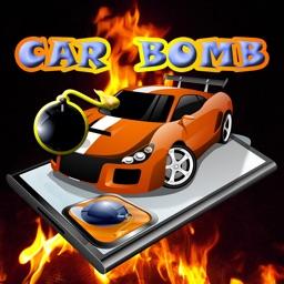 car bomb blaster shooter race fun racing game for kids free