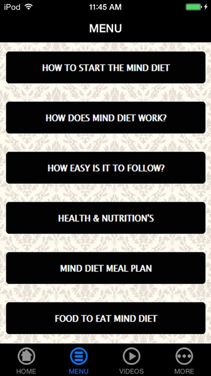 Mind Diet is Essential for Your Weight Loss Success.  Read This to Find Out Why screenshot-3