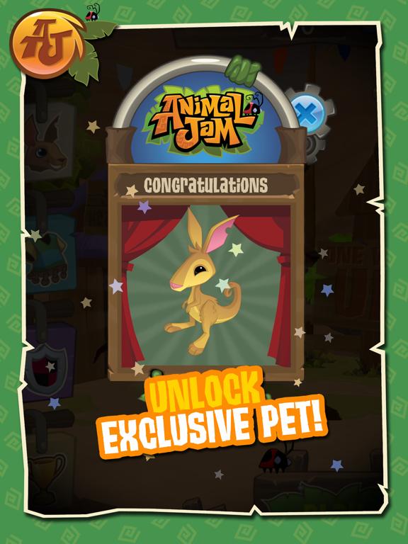 AJ Jump: Animal Jam Kangaroos!のおすすめ画像4