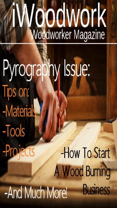 download iWoodwork: Woodworking Magazine apps 2
