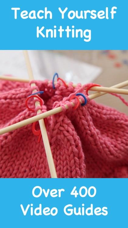 Teach Yourself Knitting