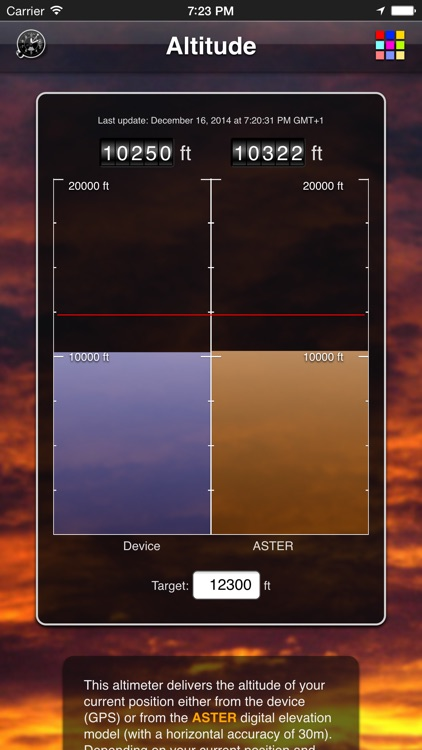 Altitude App screenshot-4