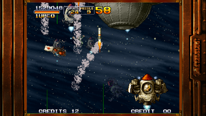 Screenshot from METAL SLUG 3