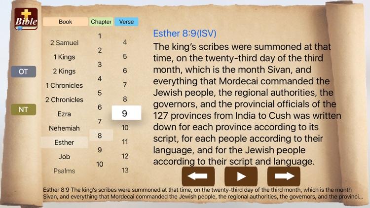Handy Bible App