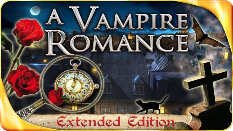 A Vampire Romance (FULL) - Extended Edition - A Hidden Object Adventure screenshot-0