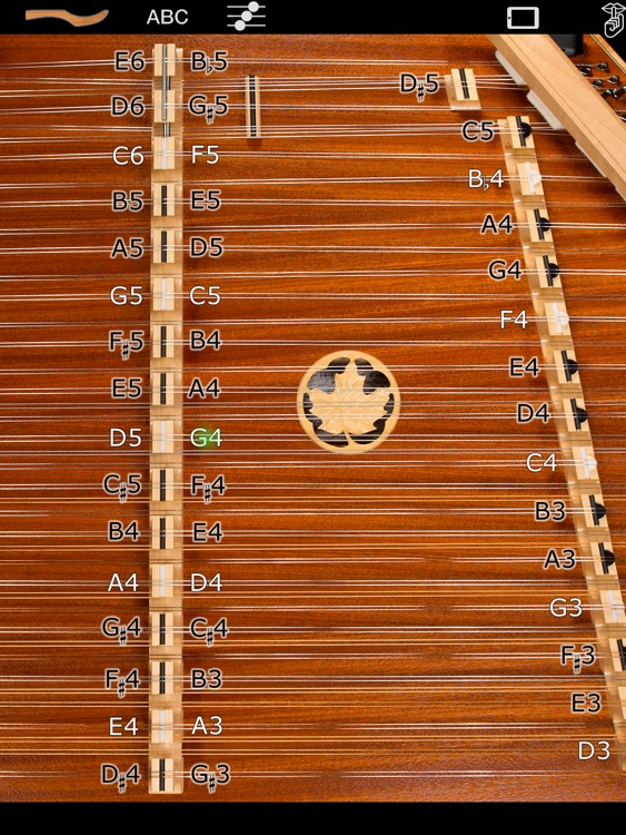 Dusty Strings D550 Dulcimer screenshot-1