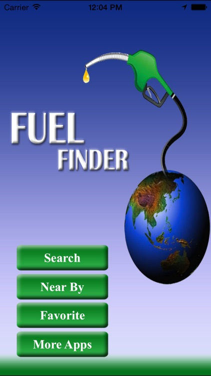 Fuel Finder - Find nearest Fuel station