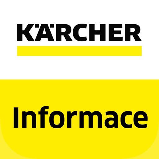 Kärcher Informace iOS App
