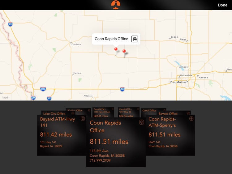 Iowa Savings Bank Mobile Banking for iPad screenshot-3