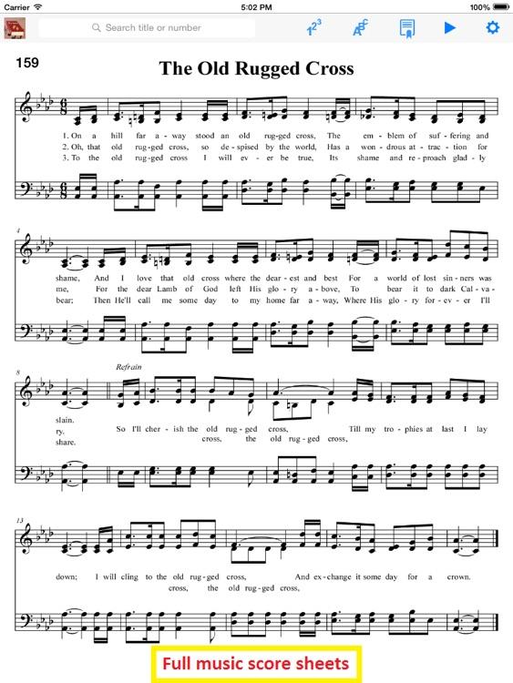 Hymnal SDA-PD